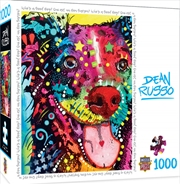 Dean Russo Who's A Good Boy 1000 Piece Puzzle | Merchandise
