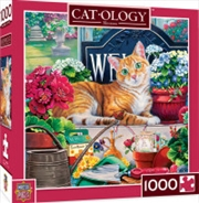 Catology Blossom 1000 Piece Puzzle | Merchandise