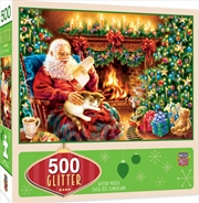 Holiday Glitter Christmas Dreams Puzzle 500 Piece | Merchandise