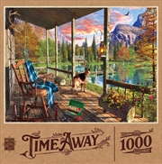 Time Away Sunset Ritual 1000 Piece Puzzle | Merchandise