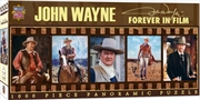 John Wayne Forever In Film 1000 Piece Puzzle | Merchandise