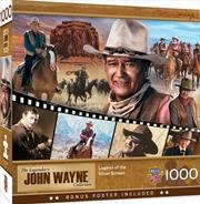 John Wayne Legend 1000 Piece Puzzle | Merchandise