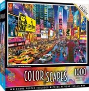 New York Times Square Show 1000 Piece Puzzle | Merchandise