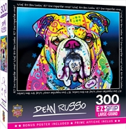 Dean Russo What Are You Looking At 300 Piece Puzzle | Merchandise