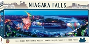 City Panoramic Niagara Falls 1000 Piece Puzzle | Merchandise