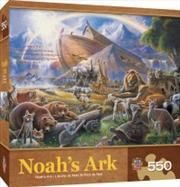 Inspirational Noahs Ark 550 Piece Puzzle | Merchandise