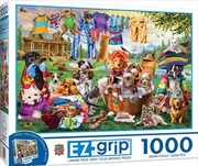 Laundry Day Rascals Dogs 1000 Piece Puzzle | Merchandise