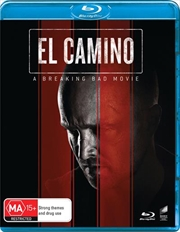 El Camino - A Breaking Bad Movie | Blu-ray