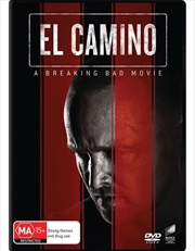 El Camino - A Breaking Bad Movie | DVD