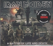 Matter Of Life And Death | CD