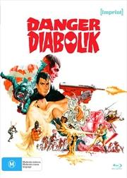 Danger Diabolik | Imprint Collection 12 | Blu-ray