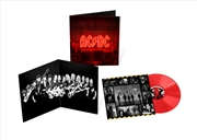 PWR/UP - Sanity Exclusive Opaque Red Coloured Vinyl | Vinyl