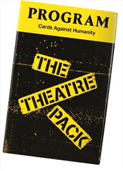 Cards Against Humanity Theatre Pack | Merchandise