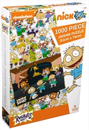 Rugrats - Lounge Room 1000 piece Jigsaw Puzzle | Merchandise