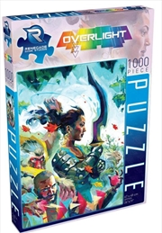 Renegade Games Puzzle Overlight Puzzle 1000 pieces | Merchandise