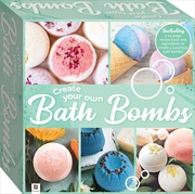 Create Your Own Bath Bombs Box | Merchandise