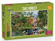 Funbox Puzzle Perfect Places the Forest Puzzle 1,000 pieces   Merchandise
