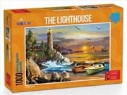 Funbox Puzzle Perfect Places the Lighthouse Puzzle 1000 pieces   Merchandise