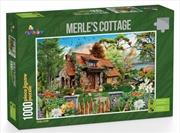 Funbox Puzzle Merles Cottage Puzzle 1000 pieces   Merchandise
