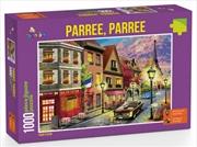 Funbox Puzzle Paree Paree Part 2 Puzzle 1,000 pieces | Merchandise