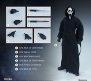 "Scream - Ghostface 1:6 Scale 12"" Action Figure 