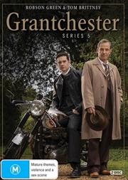 Grantchester - Season 5 | DVD
