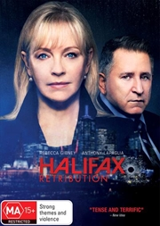 Halifax - Retribution | DVD