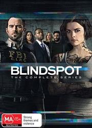 Blindspot - Season 1-5 | Boxset | DVD