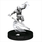 Fantastic Four - Unpainted Silver Surfer Mini | Games