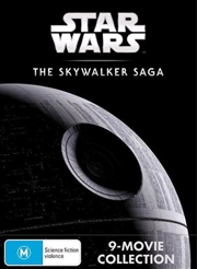 Star Wars - The Skywalker Saga | DVD