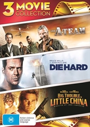 A-Team / Die Hard / Big Trouble In Little China, The | DVD