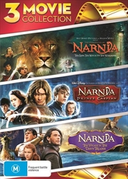 Chronicles Of Narnia - The Lion The Witch And The Wardrobe / Prince Caspian / The Voyage Of The Dawn | DVD