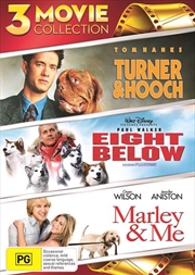 Eight Below / Marley and Me / Turner and Hooch | DVD