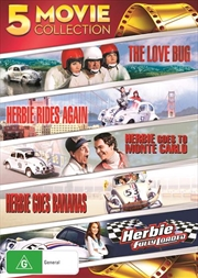 Herbie | 5 Movie Collection | DVD