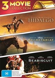Hidalgo / Seabiscuit / Secretariat | DVD