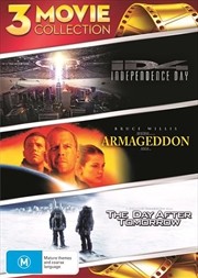 Independence Day / Armageddon / The Day After Tomorrow | DVD