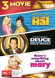 Shallow Hal / Deuce Bigalow - Male Gigolo / There's Something About Mary | DVD