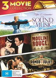Sound Of Music / Moulin Rouge / Romeo and Juliet, The | DVD