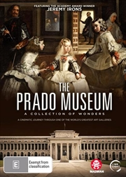 Prado Museum - A Collection Of Wonders, The | DVD
