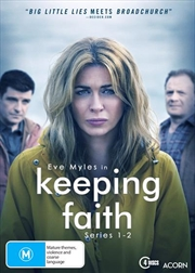 Keeping Faith - Series 1-2 | DVD