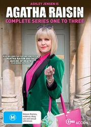 Agatha Raisin - Season 1-3 | Boxset | DVD