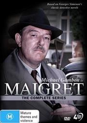 Maigret | Complete Series | DVD