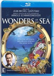 Wonders Of The Sea | Blu-ray