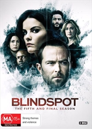 Blindspot - Season 5 | DVD