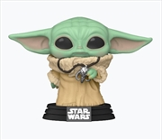 Star Wars: The Mandalorian - The Child With Necklace Pop! Vinyl NY20 RS   Pop Vinyl