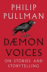 Daemon Voices | Paperback Book