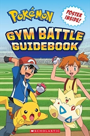 Pokémon: Gym Battle Guidebook | Paperback Book