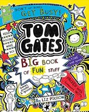 Tom Gates: Big Book of Fun Stuff | Paperback Book