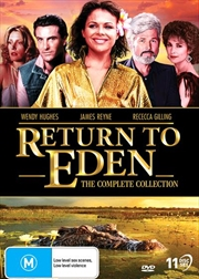 Return To Eden | Complete Collection | DVD