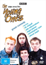 Young Ones - Series 1-2, The | DVD